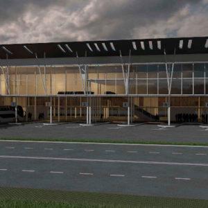 Проектирование международных аэропортов