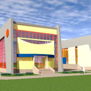Проектирование зданий общеобразовательных школ